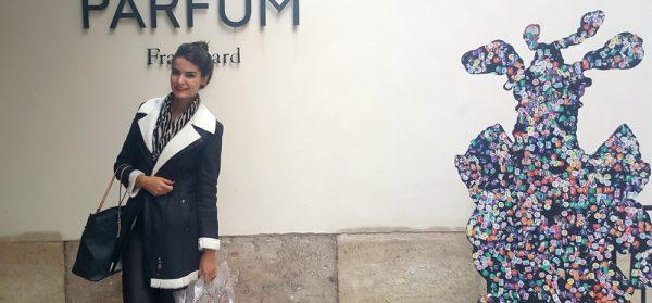 Visita ao Atelier Fragonard: Criando meu próprio perfume!