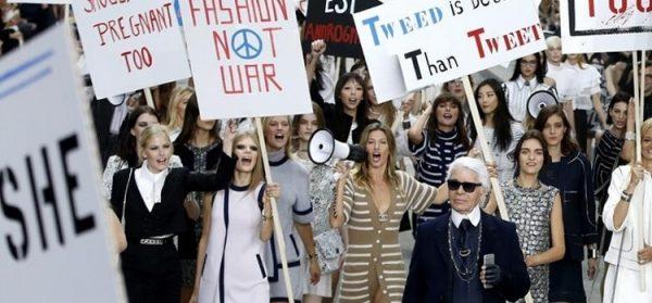 As Tendências do Feminismo na Moda