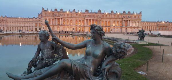 Uma viagem pelo mundo de Maria Antonietta – Visita ao Castelo de Versalhes