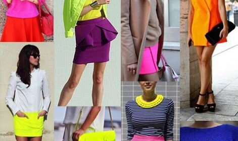 Is Neon the new black!?