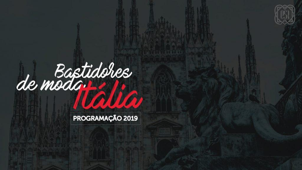 curso de moda na italia