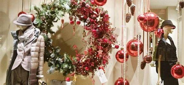 Vitrines temáticas: Natal