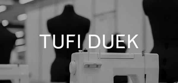 A marca Tufi Duek está vindo para BH
