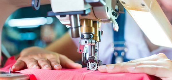 Escassez de matéria-prima gera queda na produção de vestuário